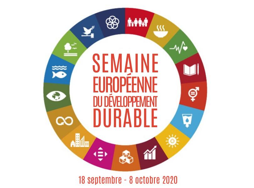 Semaine Européenne du Développement Durable : ALEC OE se mobilise !